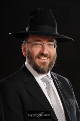 Rav Simony Beit Ha Zohar
